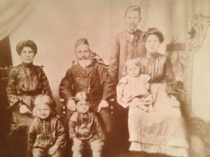 the little boy in the middle is my Grandpop.